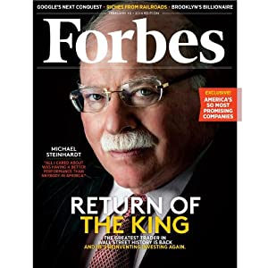 Forbes, January 27, 2014 | [Forbes]