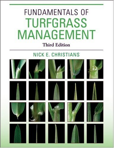 Turf Management subjects for architecture in college