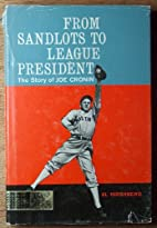 From sandlots to league president,: The…