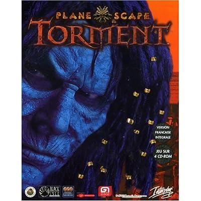 Jaquette du jeu vidéo Planescape - Torment