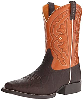 Ariat Quickdraw Western Boot (Toddler/Little Kid/Big Kid)
