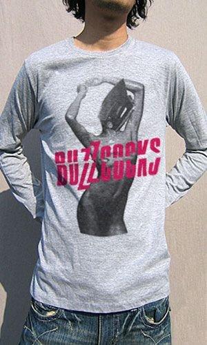 BUZZCOCKS 代名詞的コラージュアート イギリス マンチェスター 音楽シーン 草分け的 存在 BUZZCOCKS ロングスリーブ (S, GLAY)