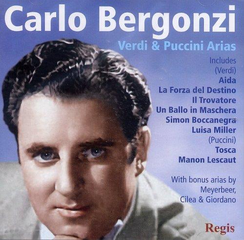 Carlo Bergonzi Canta Puccini/Verdi