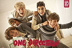 24x36 One Direction Group Music Poster by Poster Revolution