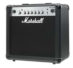 Marshall(マーシャル) 2ch スプリングリバーブ付きコンボギターアンプ 15W MG15CFR