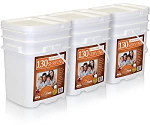Relief Foods 3 Month Emergency Foods Supply Entrée and Breakfast Meals Combo... by Relief Foods