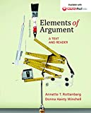 Elements of Argument: A Text and Reader, Eleventh Edition