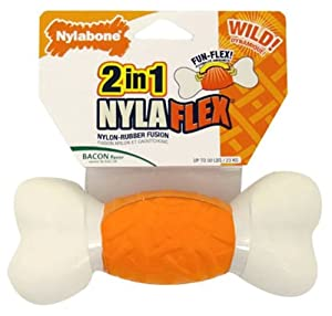 Nylabone Nyla Flex Weave Bone Chew Toy, Large