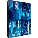 Matrix Revolutions [Blu-ray + Copie digitale - Édition boîtier SteelBook]