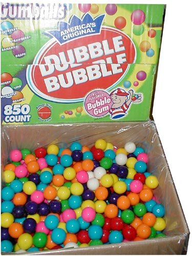 dubble bubble gumball machine 24 inch