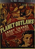 Planet Outlaws [DVD] [1953] [Region 1] [US Import] [NTSC]