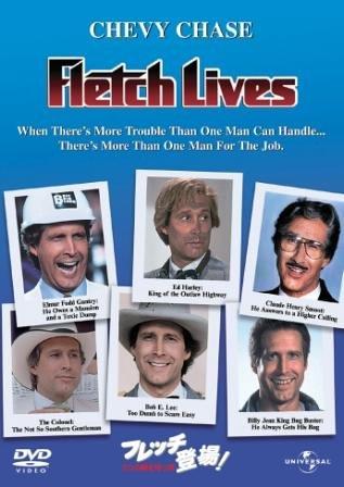 フレッチ登場! 5つの顔を持つ男