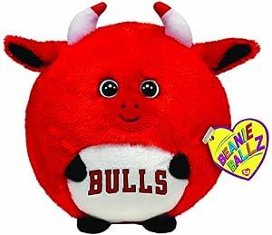 Ty Beanie Ballz Chicago Bulls - NBA Ballz