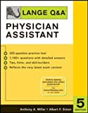img - for Lange Q&A: Physician Assistant, Fifth Edition (LANGE Q&A Allied Health) book / textbook / text book
