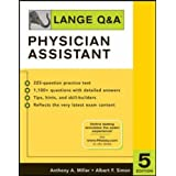 Lange Q&A: Physician Assistant, Fifth Edition (LANGE Q&A Allied Health) ~ Albert F. Simon