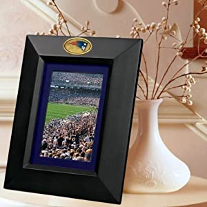 The Memory Company New England Patriots Picture Frame- Black by The Memory Company