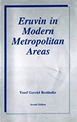 Eruvin in modern metropolitan areas