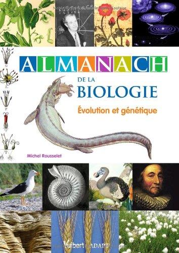 Almanach De La Biologie (French Edition)