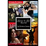 License to Love: Box Set (Contemporary Romance) ~ Kristen James