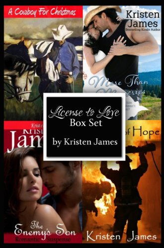 License to Love: Box Set (Contemporary Romance) by Kristen James