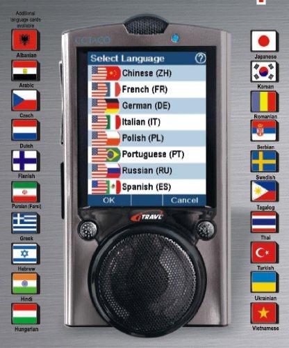Ectaco Itravl Ntl-9C Talking 2-Way Multilingual Language Communicator And Electronic Dictionary