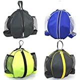 Volleyball Football Soccer Basketball Sport Oxford Carry Bag Backpack with Mesh
