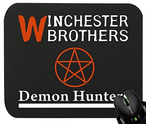touchlines-winchester-demon-hunters-tapis-de-souris-gaming-et-graphique-230-x-190-x-5-mm-230x190x5mm