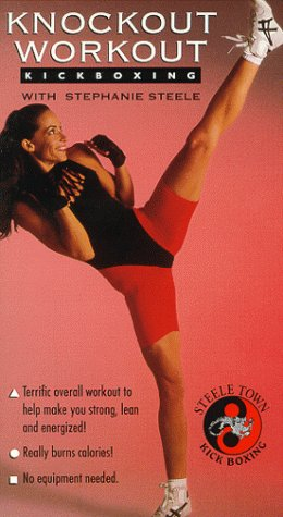Knockout Workout: Kickboxing [VHS]