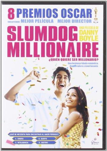 Shopping!: Slumdog Millionaire [DVD]