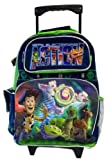 Full Size Toy Story Rolling Backpack - Disney Luggage with Wheels