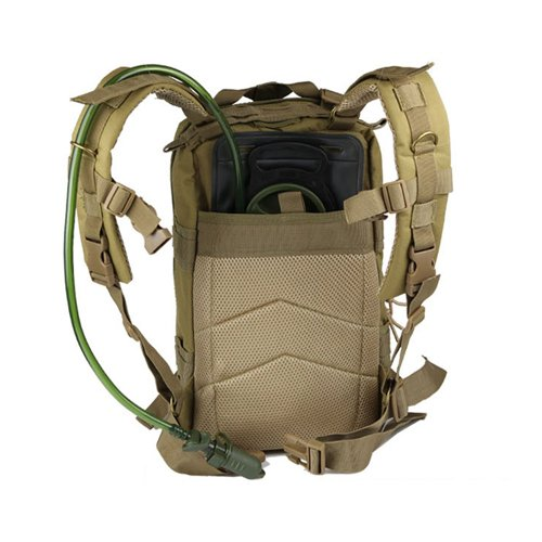 Amazon.com : Sport Outdoor Military Rucksacks Tactical Molle Backpack Camping Hiking Trekking Bag-Army Green : Small Hiking Backpack