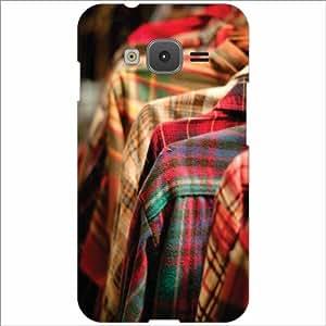Samsung Z1 Back Cover - Clothes Desiner Cases