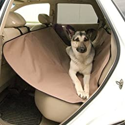 Dog Car Seat Cover Color: Gray