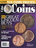 img - for Coins (December 2013) book / textbook / text book