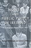 img - for Women and Public Policy in Ireland: A Documentary History 1922-1997 book / textbook / text book