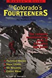 img - for Dawson's Guide to Colorado's Fourteeners, Volume 2, the Southern Peaks book / textbook / text book