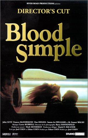 Blood Simple. [DVD] [Import]