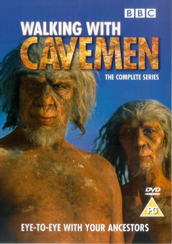Walking with Cavemen [DVD] [2003]