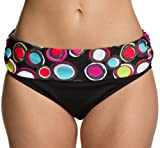 Ocean Avenue Circle Banded Hipster Swimwear Briefs