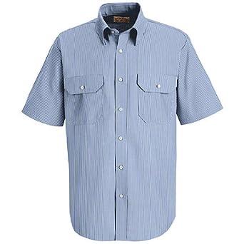 Buy Red Kap Mens Deluxe Uniform Shirt by Red Kap
