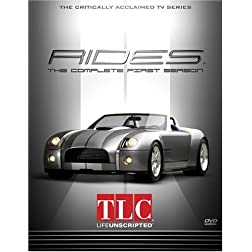 Rides - The Complete First Season