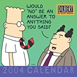 Dilbert 2004 Mini Wall Calendar (0740737236) by Adams, Scott