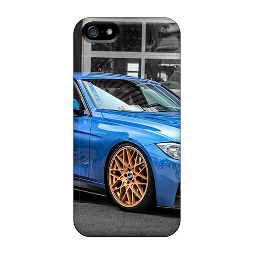 Kto132Lskh Snap On Case Cover Skin For Iphone 5/5S(Bmw F30 330D Tunning)