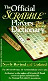 The Official Scrabble Players Dictionary (Third Edition) (0877799156) by Merriam-Webster