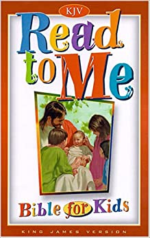 KJV Read to Me Bible for Kids