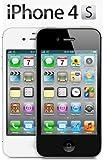 iPhone4S ブラック (黒) SIMフリー 32GB 海外正規品 SIM UNLOCKED free
