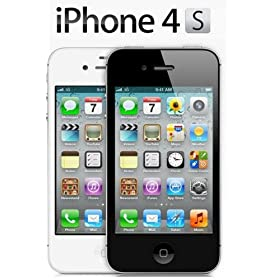 iPhone4S �z���C�g (��) SIM�t���[ 32GB �C�O���K�i SIM UNLOCKED free