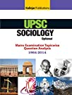 SOCIOLOGY Optional Main Examination Topic wise Question Analysis 1964 2014 available at Amazon for Rs.127