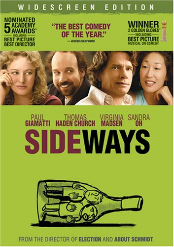 Cover art for  Sideways (Widescreen Edition)