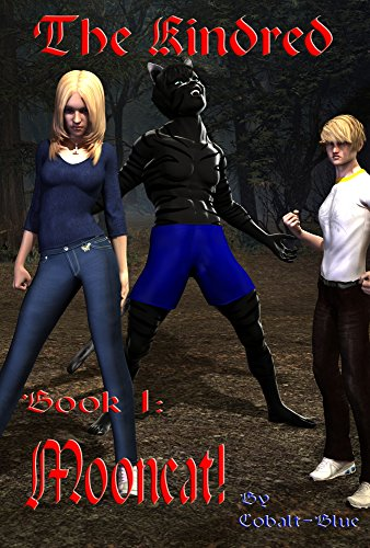 Mooncat! (The Kindred Book 1) PDF